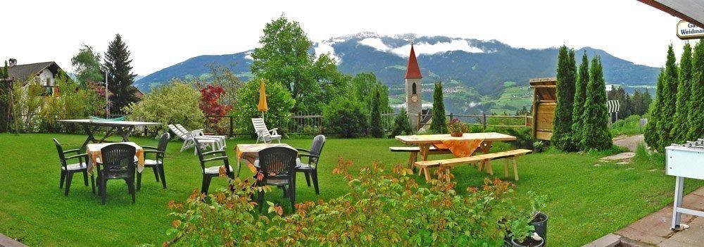 Gasthof Weidmannshof – Sommerurlaub in Brixen/Eisacktal