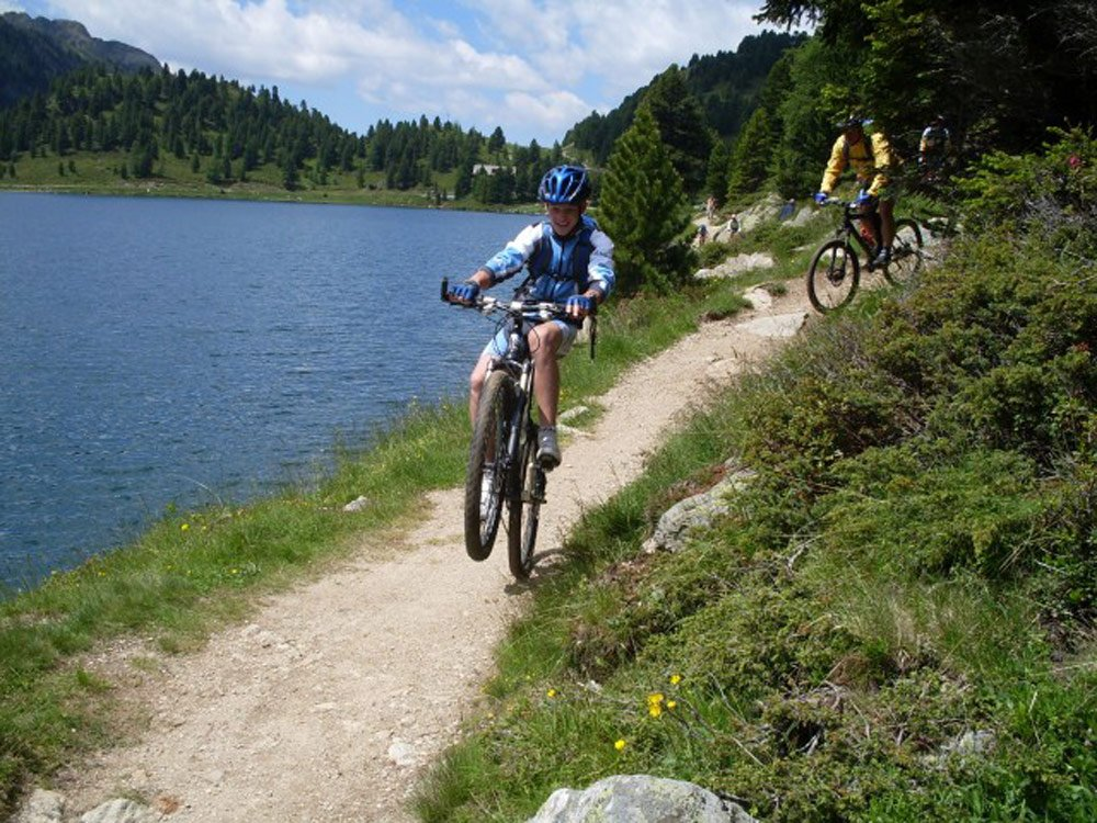 Bicycle holidays in the Isarco Valley/South Tyrol – A great variety of bike tours