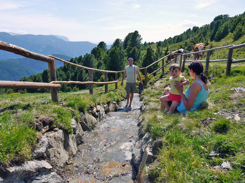 Active holidays in Bressanone/South Tyrol – Sports and leisure activities in the Isarco Valley