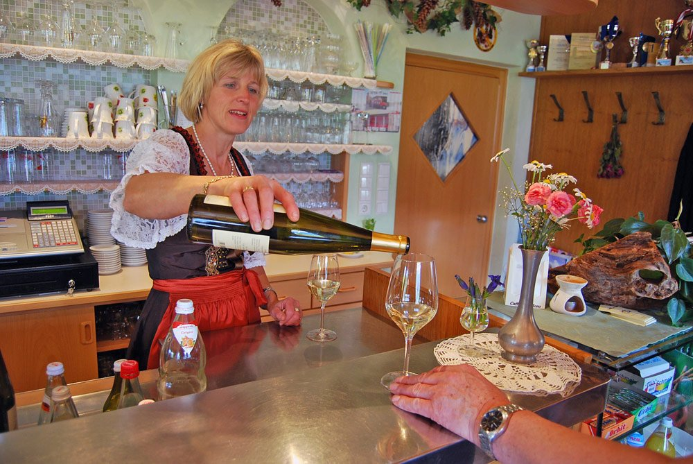 Feste di famiglia ed eventi aziendali all'Albergo Weidmannshof