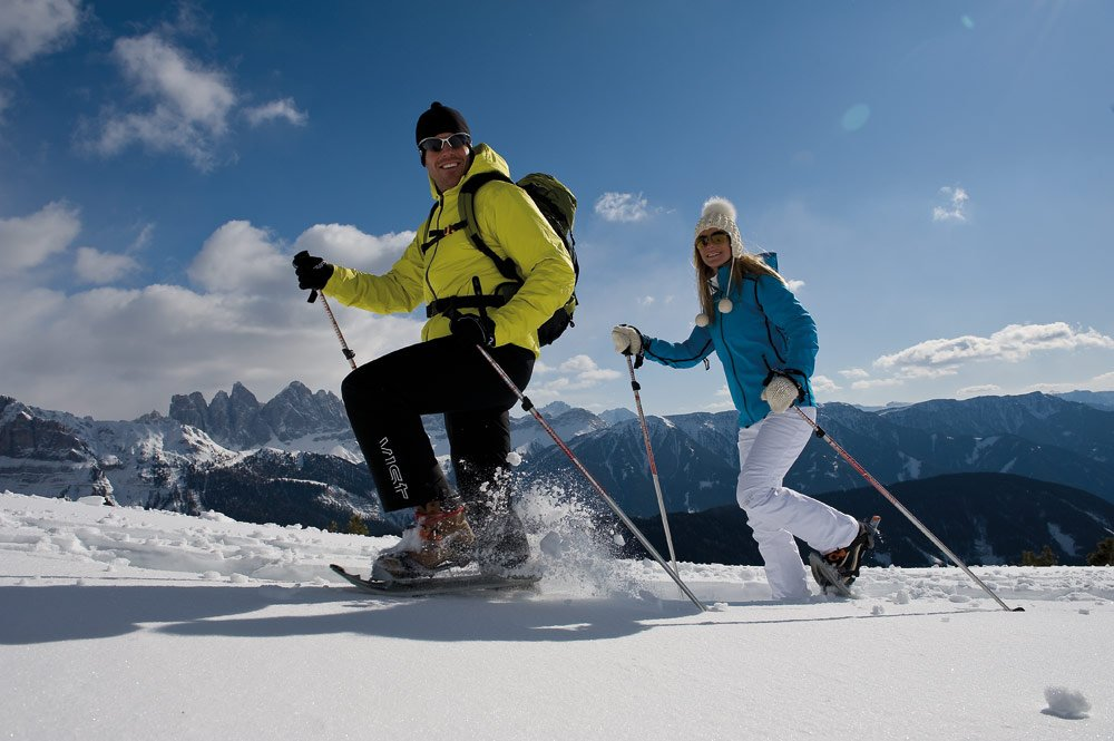 Sporting activities during you winter holidays in Val d'Isarco