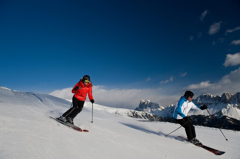 Dolomiti Superski: skiing in the world's biggest ski network