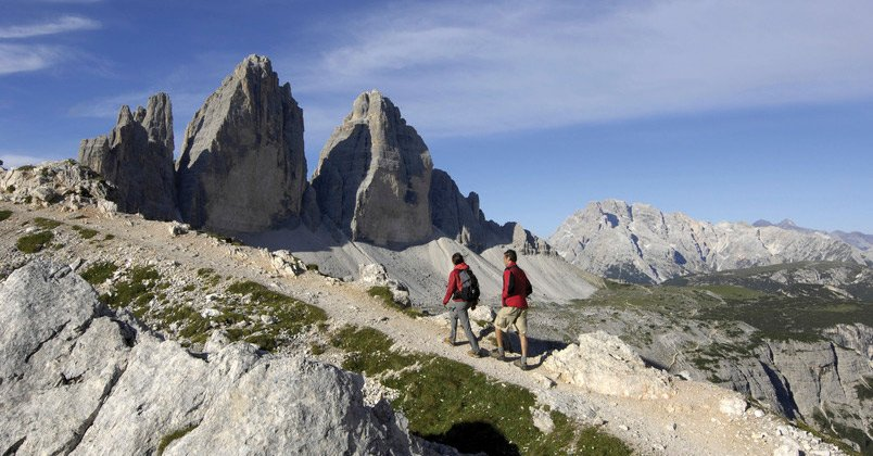 Hiking destinations in your holiday in South Tyrol
