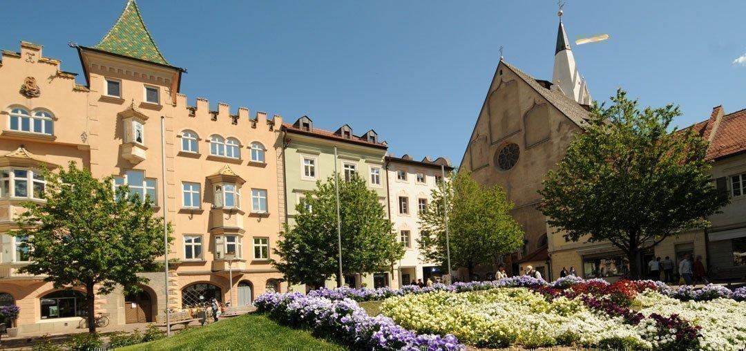 Una vacanza a bressanone la citt vescovile in val d for Vacanze a bressanone