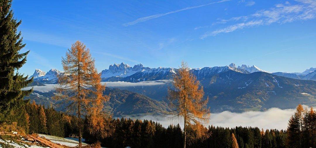 Vacanze in val d 39 isarco tra vigneti e catene montuose for Mezza pensione bressanone